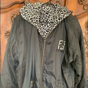 Fendi insulated coat/parka hooded